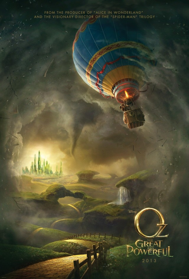 Oz-The Great and Powerful