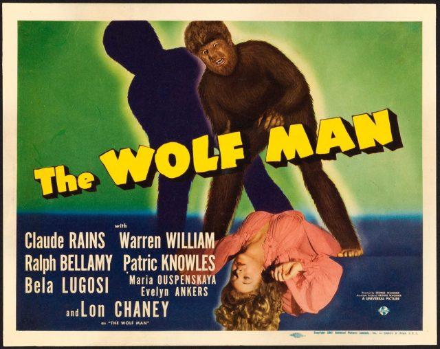 The Wolf Man-2