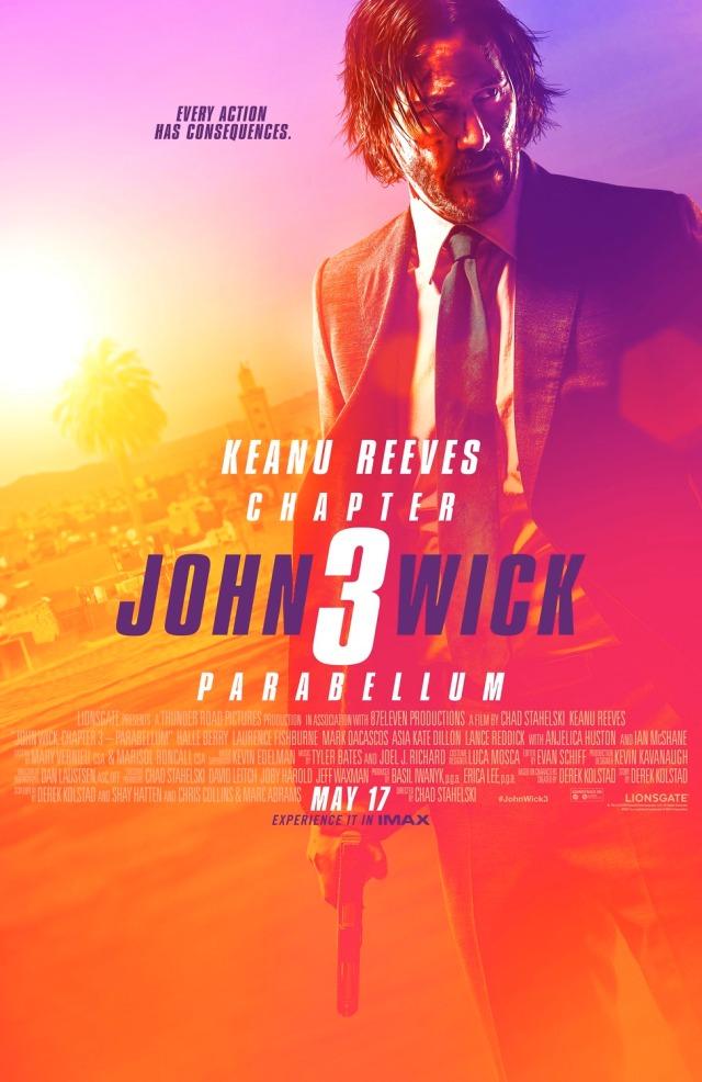 John Wick Chapter 3-Parabellum
